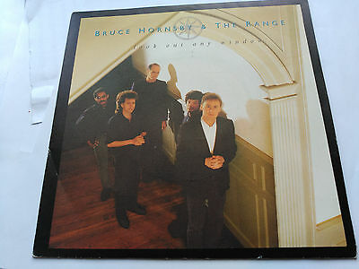 7'' Bruce Hornsby And The Range - Look Out Any Window - Rca Spain 1988 Vg+