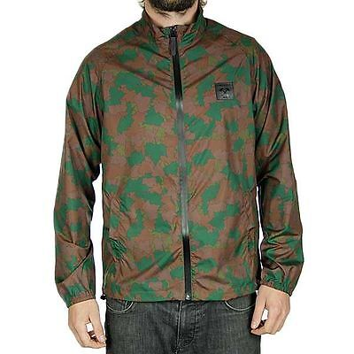 Coala Tree The Trailmaker Camo Skate Streetwear Sk8 Skateboard Jacket New BNWT