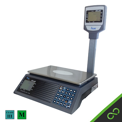 PS1 EPOS integrated retail scales - BUTCHERS, DELI (Class III) *legal for trade*