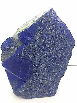 965Gram Natural Beautiful Top Blue Rough Lapis Lazuli From Afghanistan