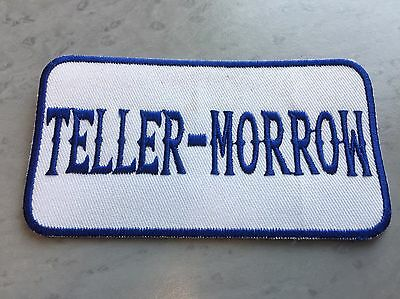 Sons Of Anarchy - Teller Morrow Garage American Work Shirt Patch