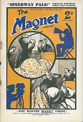 """Comic, """"the Magnet"""" 1929, Billy Bunter And Other Stories"""