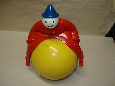Very Nice Ambi Clown Ball Toy from Holland