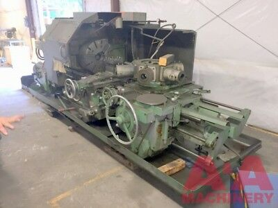Warner Swasey 3A Turret Lathe 16570