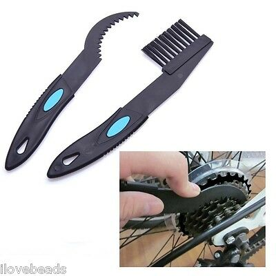 High Quailty Bicycle Bike Chain Cleaner Machine Brushes Scrubber Wash Tool Kit