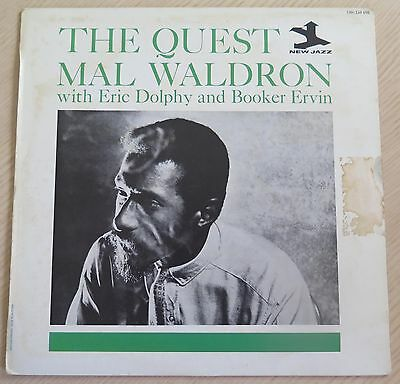 Mal Waldron - The Quest With Eric Dolphy And Booker Ervin Original Spanish