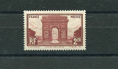 TIMBRE FRANCE 1929/31  n°258  NEUF**  COTE 95€  SUPERBE