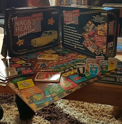 BBC approval Fools and Horses The Nags Head Board Game