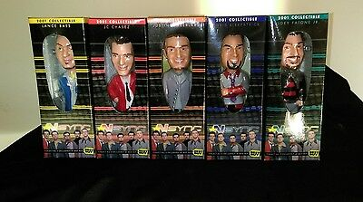 *NSYNC Best Buy Wow Collectible Bobbleheads