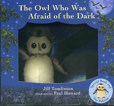 The Owl Who Was Afraid of the Dark: Book and Toy Gift set New
