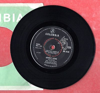 THE PINK FLOYD Arnold Layne / Candy & A Currant Bun - COLUMBIA DB8156 1967 UK