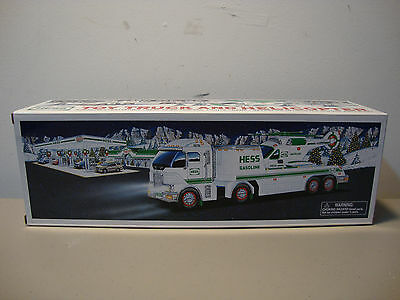 2006 Hess Toy Truck And Helicopter  *new* *mib* *fast Shipping*   L@@k