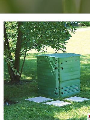 Thermo King Composter And Base