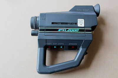 PXL-2000 Camcorder System with video output and booster
