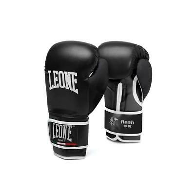 LEONE GUANTONI FLASH GN083 10oz BOXE KICK BOXING THAI GUANTI