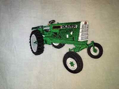 Oliver Tractor Patch 101