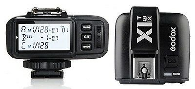 Godox X1 T-S TTL Wireless Flash Trigger for Sony