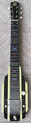 NATIONAL NEW YORKER  Lap Steel Guitar ~ Excellent Condition !!
