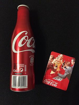 Coca Cola Magnet & Bottle
