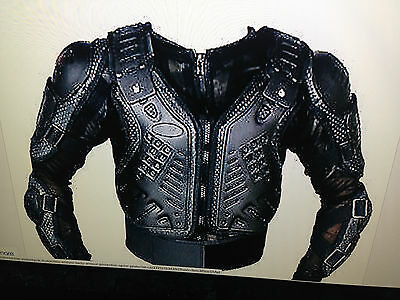 Motocross Motorcycle Armor Protective Jacket size M 38inch chest