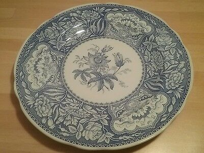 The Spode Blue Room Collection (Floral) Plate