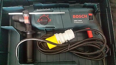 Bosch GBH 2400 Professional 110v SDS Rotary Hammer Drill 3 Mode *NEW*