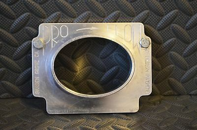 Pro Design Pro-Flow Airbox Filter Kit, Adapter Plate Only '87-'06 YFZ350 Banshee
