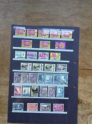 Stamps - Malaysia
