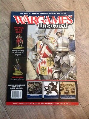 Wargames Illustrated Issue 399 Magazine