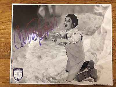 OfficialPix Carrie Fisher Signed Autograph Official Pix