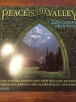 Peace In The Valley 22 Religious Favourites Vinyl Lp