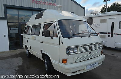 1990 VW Volkswagen Transporter T25 Autohomes Marquis Special Edition Camper