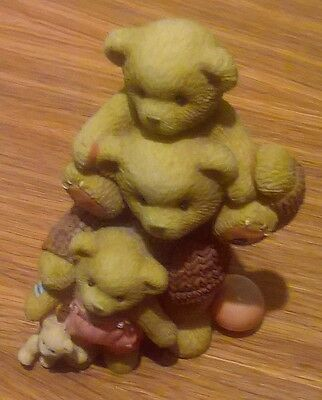 Cherished Teddies, Dad, Drake and Dustee limited edition