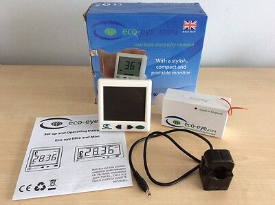 Eco Eye Mini Real Time Electricity Monitor