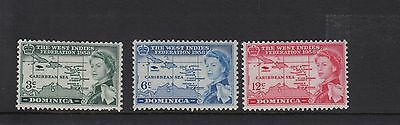 SW13 Selection of Mint West Indies Stamps