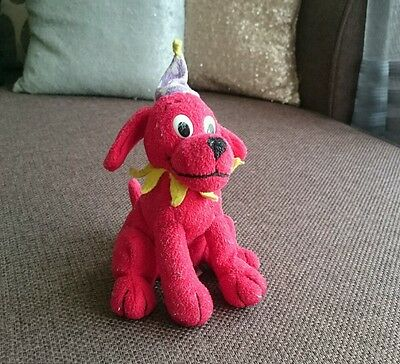 Clifford The Big Red Dog small handy soft toy