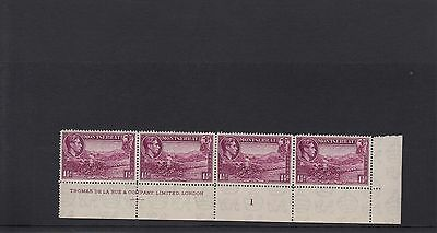 SW75 Selection of Mint Montserrat Stamps