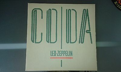Disco vinilo doble LP LED ZEPPELIN CODA
