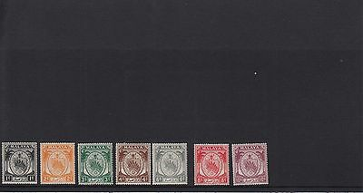 SW78 Selection of Mint Malaya Stamps