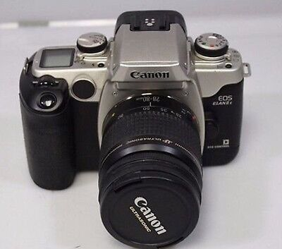 Canon EOS Elan II 35mm SLR Film Camera