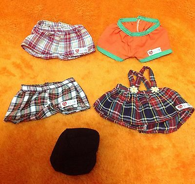 Lot Of TY BEANIE KIDS Replacement Shorts, Jumper, Hat