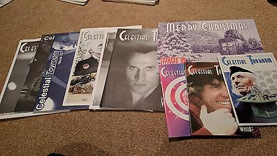 Doctor Who Fanzine/Magazine Celestial Toyroom:  2005-6 issues 326-336 10 issues