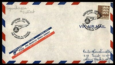 January 7, 1971 Jersey Channel Island'S First Flight Cover Dinard