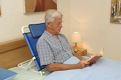 Bed Back Rest Adjustable Mobility Disability Equipment Aid Support Disabled Elde