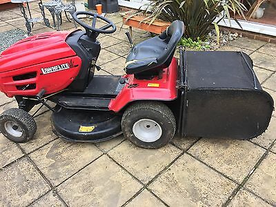 Lawnflite  604 ride on lawn mower. Garden Tractor Top Condition