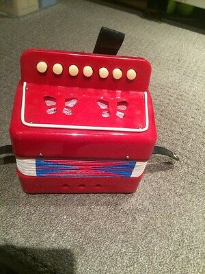 Toy Accordion For Children