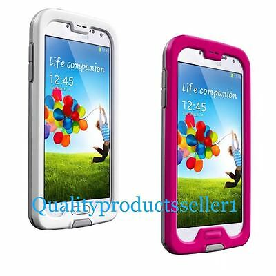 NEW LifeProof NUUD Samsung Galaxy S4 Waterproof Case