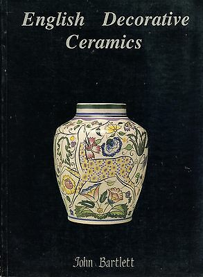 English Art Pottery Porcelain (1875-1939) - Types Makers Marks  / Scarce Book