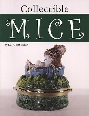 Collectible Mice - Makers Dates incl. Bronze Glass Porcelain Etc / Book + Values