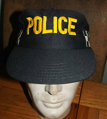 British Police Firearms Officers Peaked Cap - New